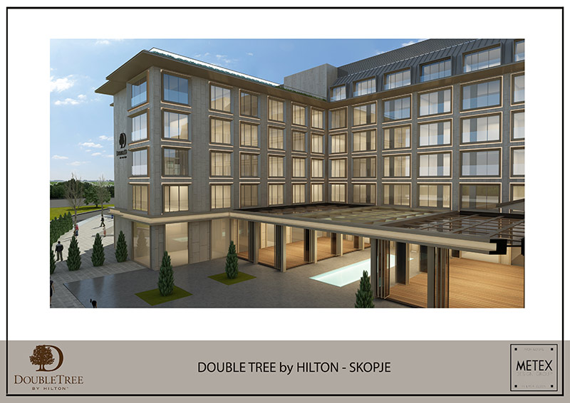 Double Tree by Hilton - Hotel