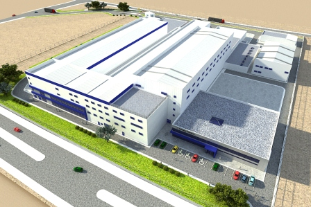 JOHNSON MATTHEY CATALYST PLANT PHASE 2